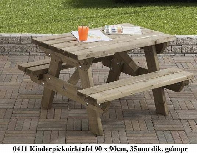 Kinder Picknicktafeltje